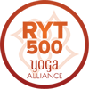 YogaAlliance RYT500